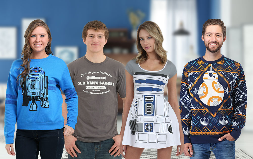 Star Wars Adult Clothing