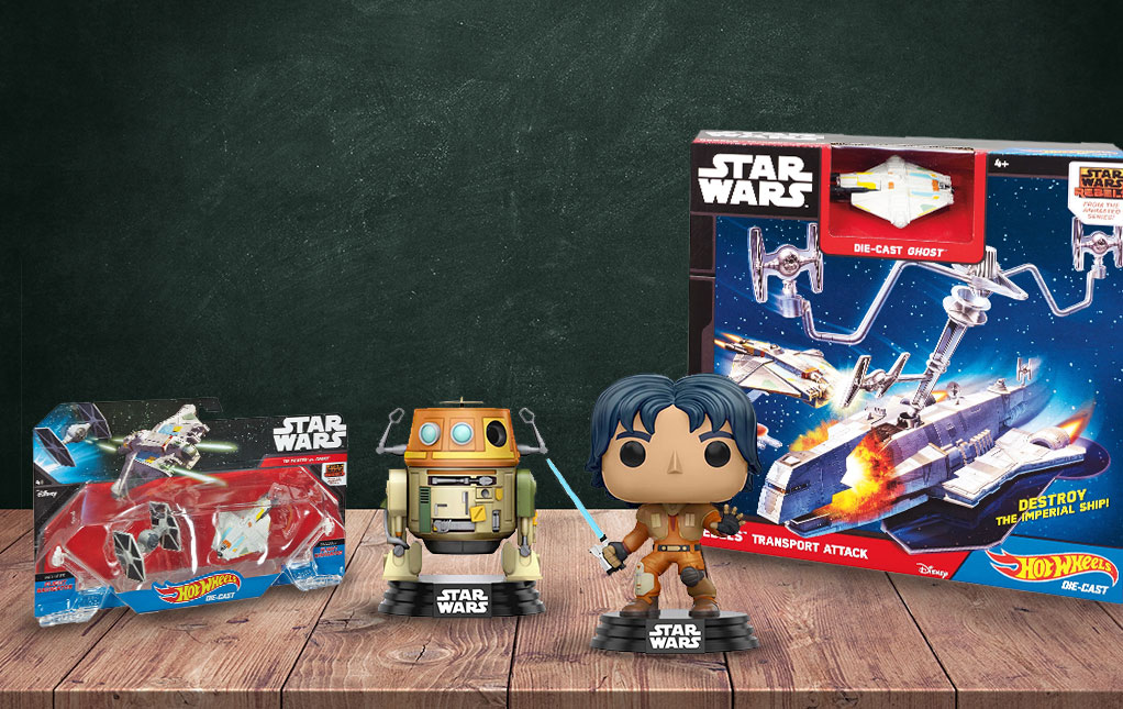 Star Wars Rebels Toys
