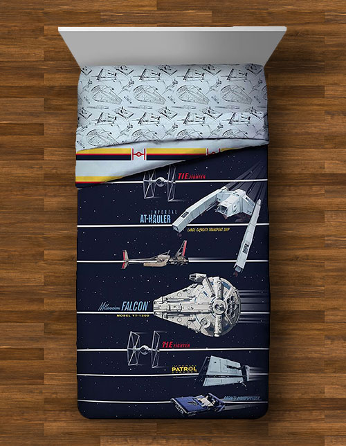 Star Wars Han Solo Twin Comforter