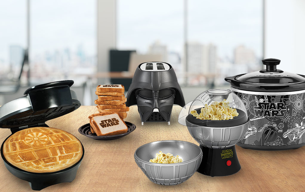 Star Wars Kitchen Appliances