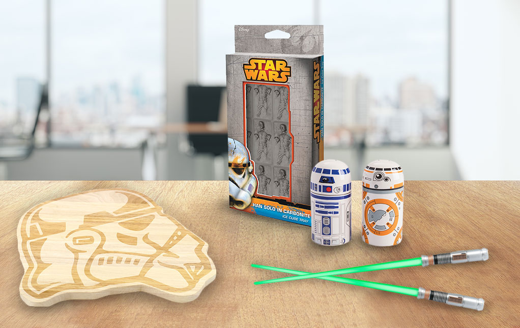 Star Wars Kitchen Essentials