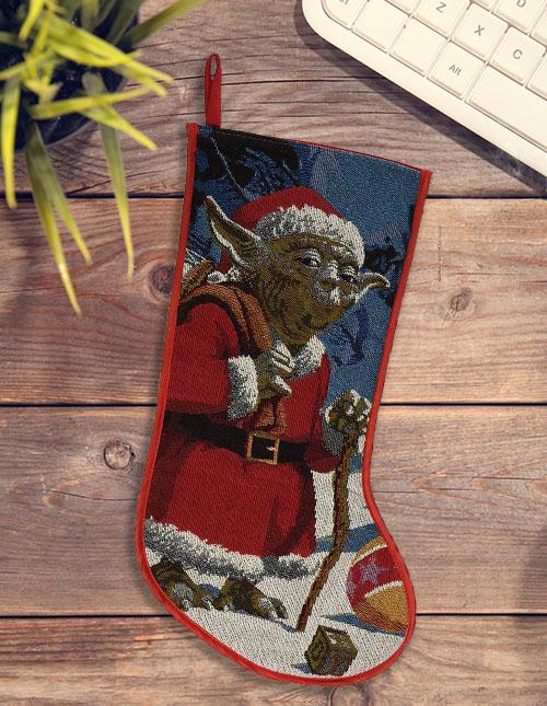 Yoda Stocking