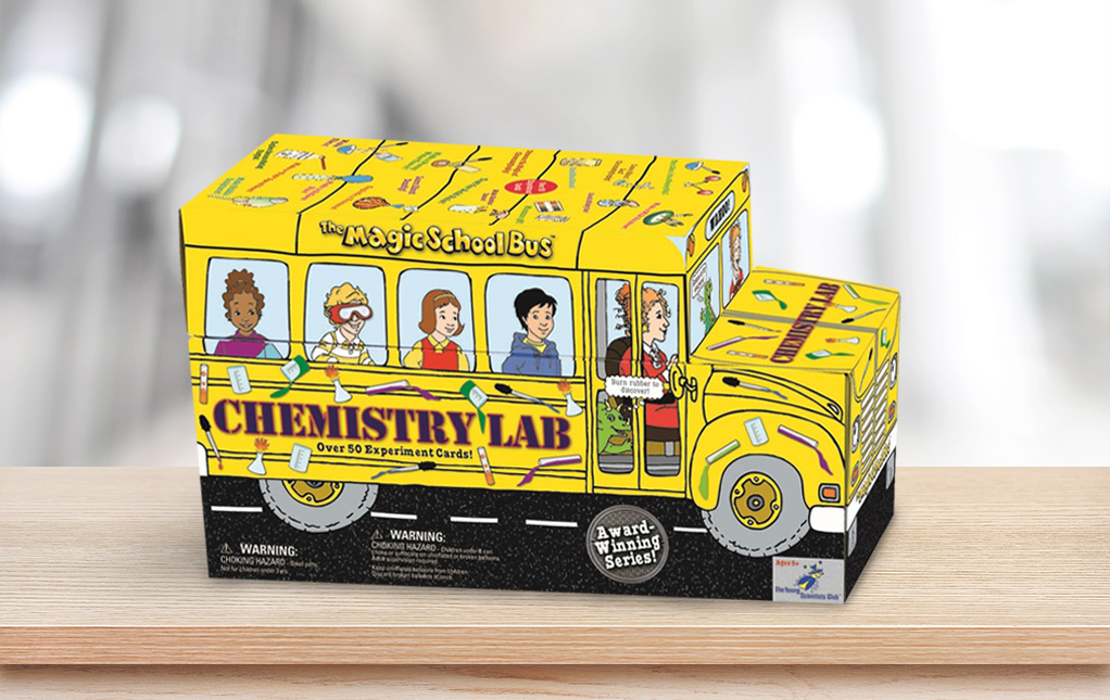 Magic School Bus Science Kits