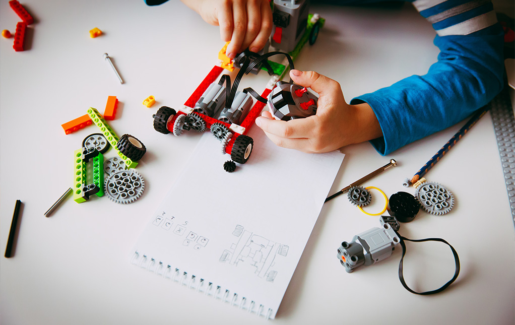 Robot Kits for Kids