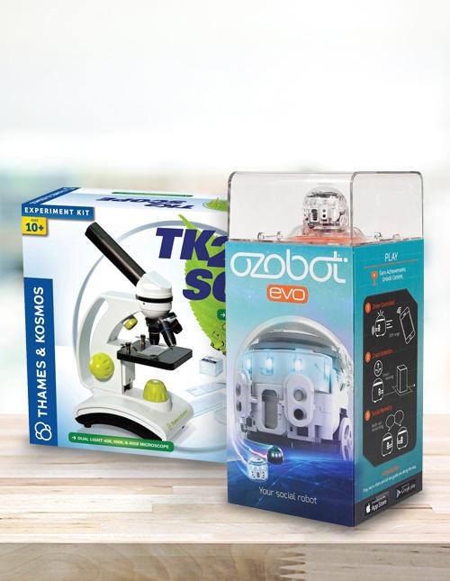 STEM Robotics Kits
