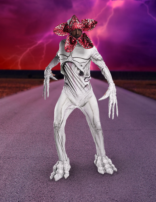 Demogorgon Costume