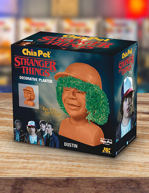 Dustin Chia Pet