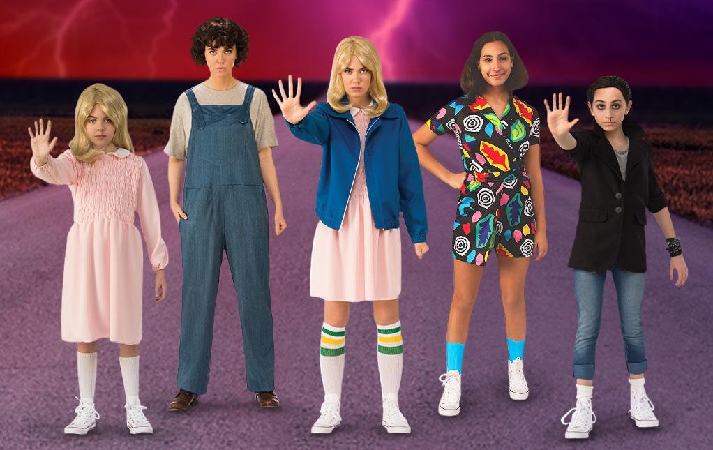 Eleven Costumes