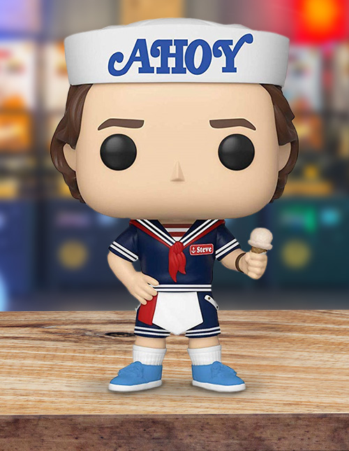 Funko Pop! Stranger Things – Steve