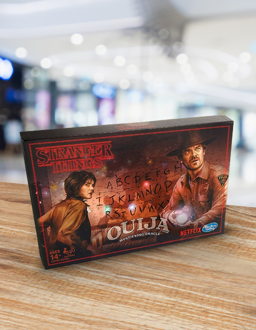 Stranger Things Spirit Board Game