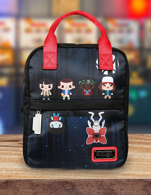 Stranger Things School Backpack