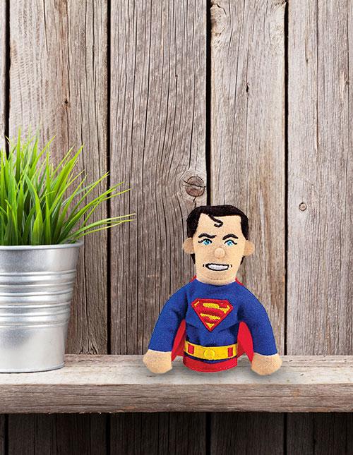 DC Comics Superman Finger Puppet