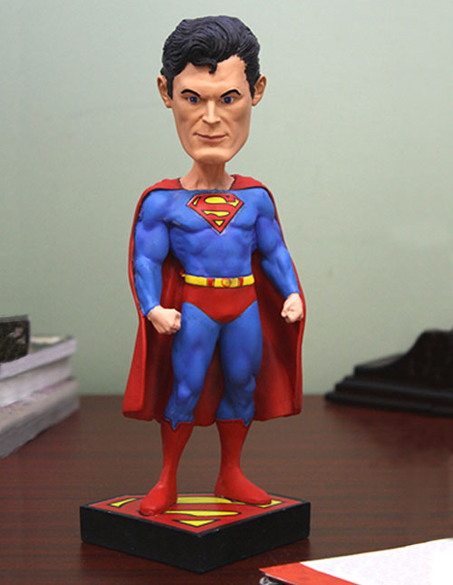 DC Superman Bobblehead
