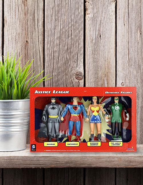 Justice League Action Figures