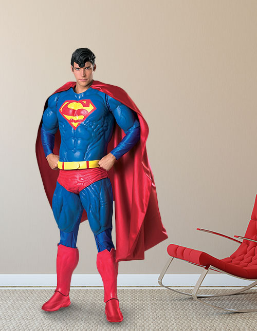 Superman Costume Collector's Edition