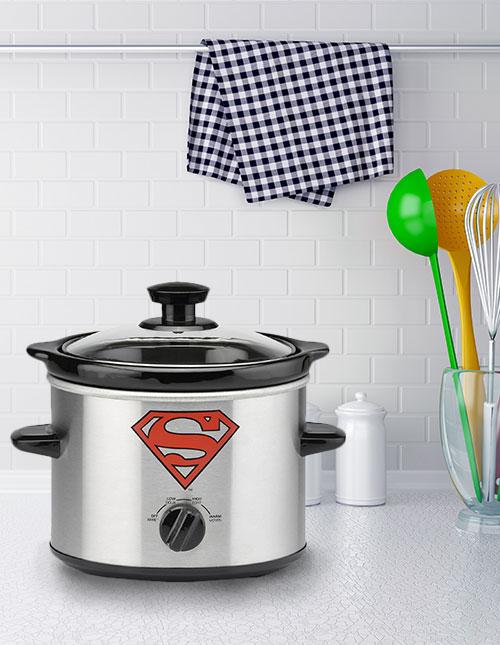 Superman Slow Cooker
