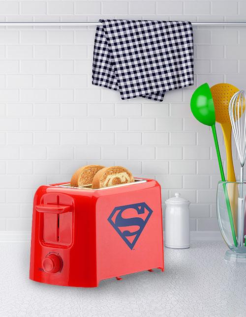 Superman Toaster