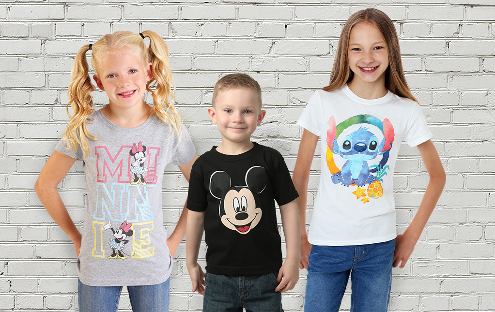 Disney Shirts for Kids