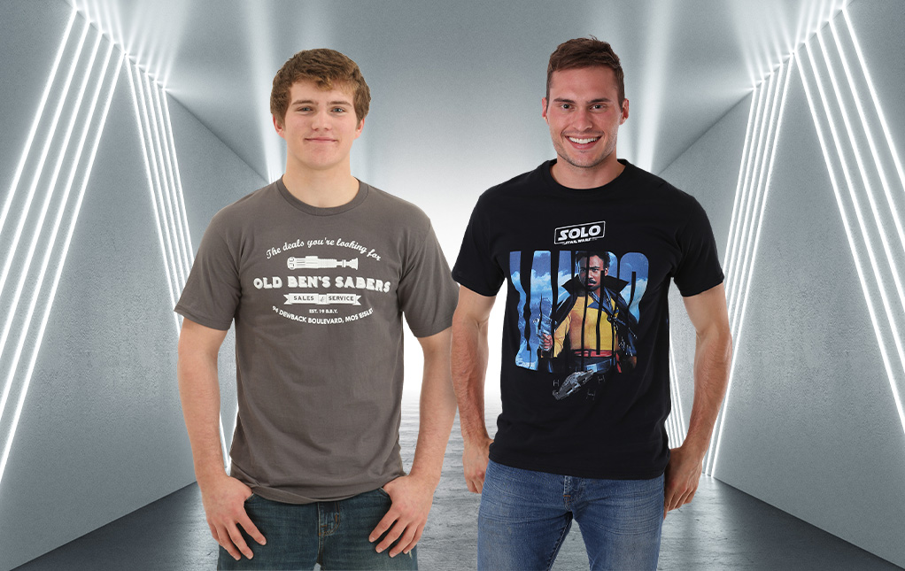 Men's Star Wars Shirts