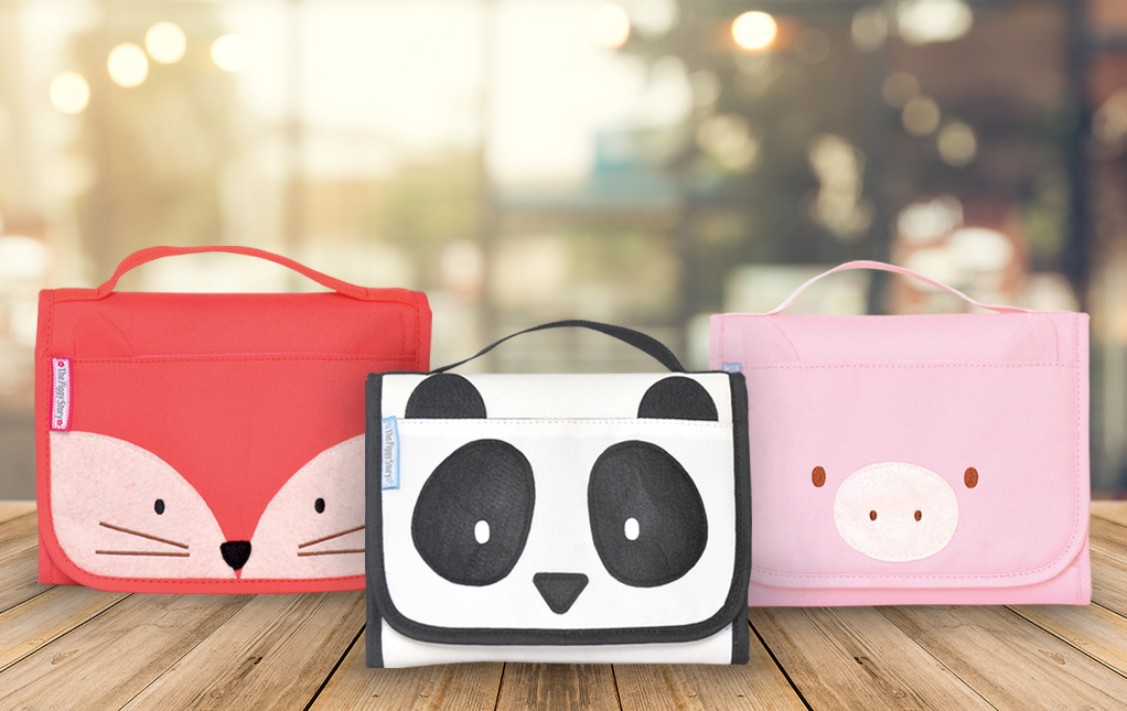 Carry and Go Art Set for Kids