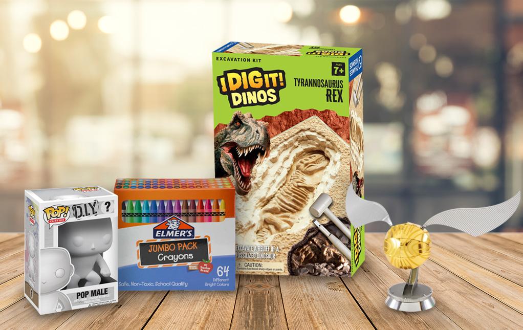 Toy Craft Kits