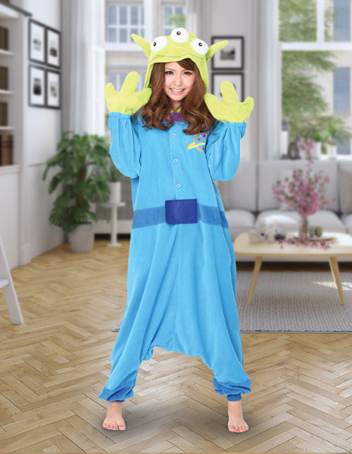 Toy Story Alien Pajamas