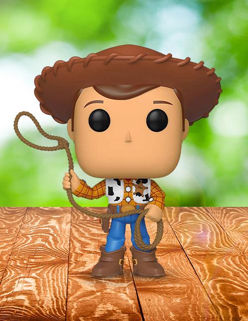 Funko POP! Woody