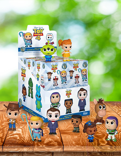 Toy Story 4 Mystery Minis