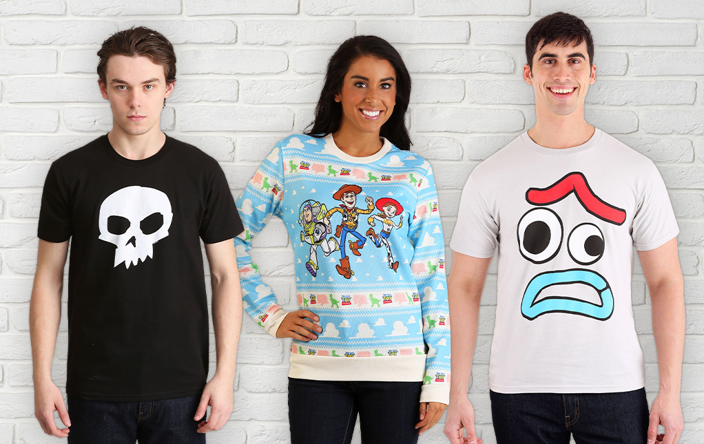 Toy Story Clothes for Adults