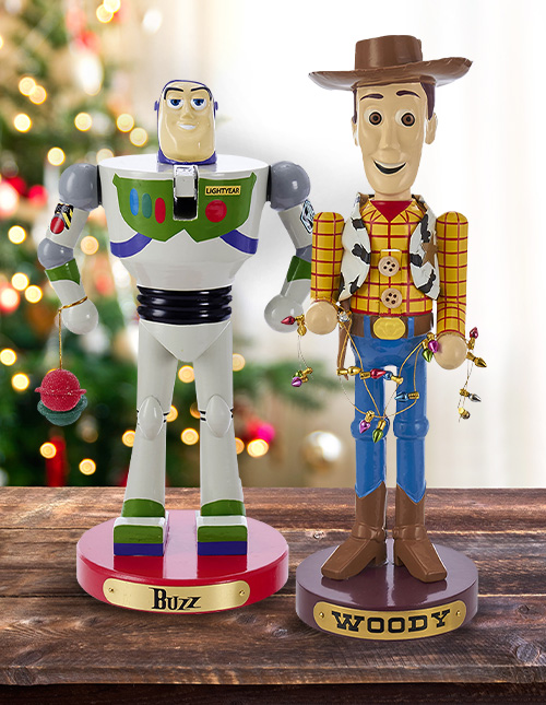 Toy Story Nutcrackers