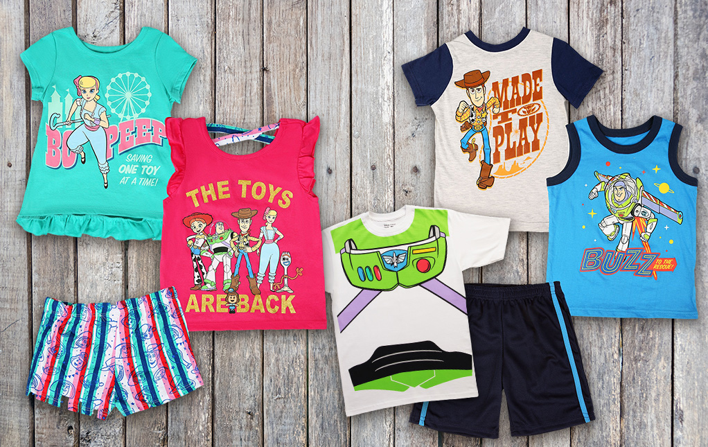 Toy Story Toddler Clothes