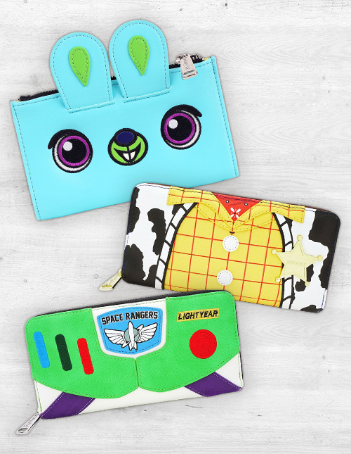 Toy Story Wallets