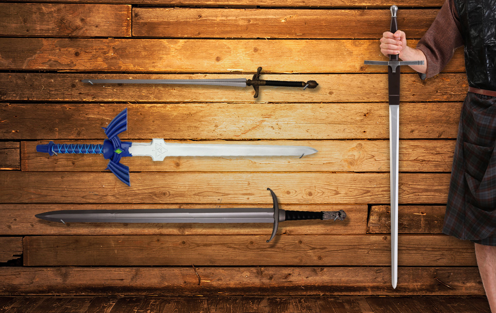 Foam Swords