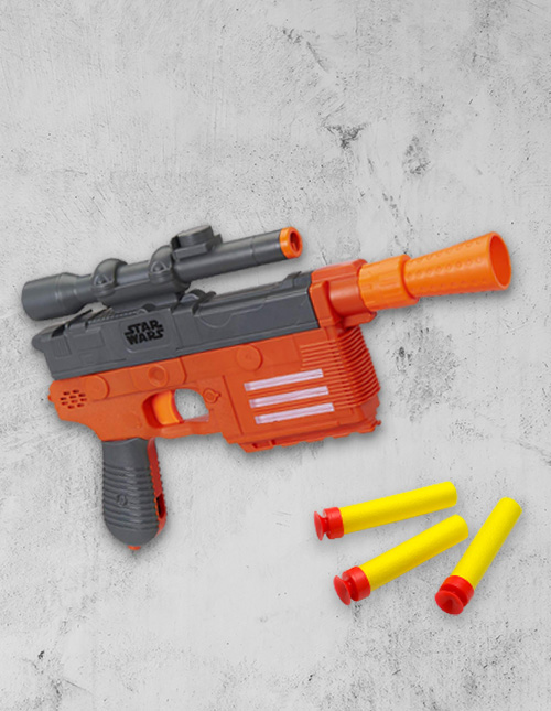 Star Wars Nerf Guns