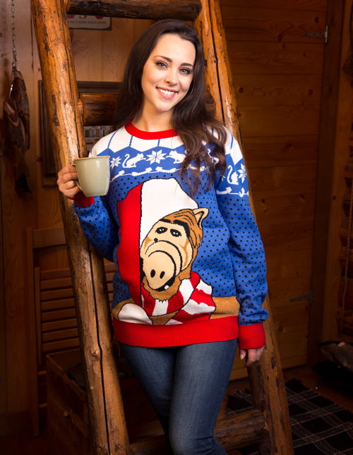 ALF Ugly Sweater
