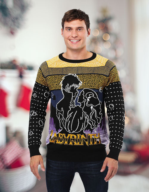 Labyrinth Ugly Sweaters
