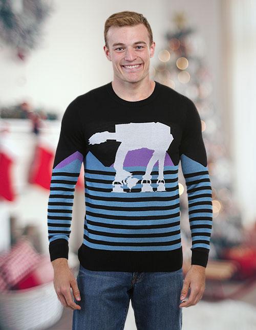 Nerdy Ugly Christmas Sweater