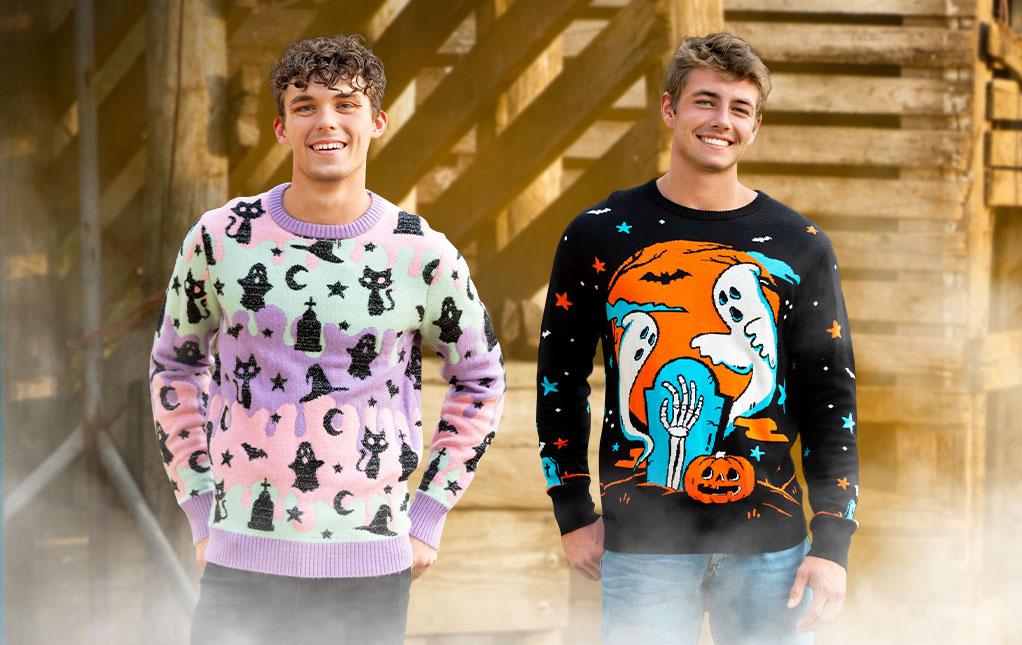 Cute Halloween Sweaters