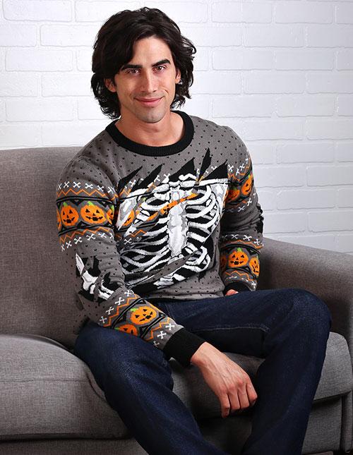 Halloween Pullovers