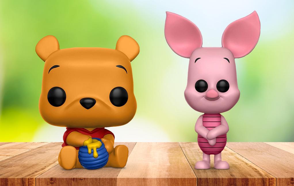 Winnie the Pooh Funko POPs