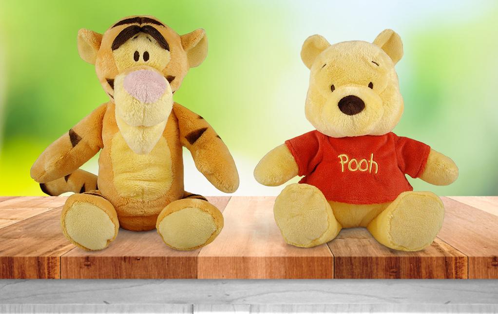 Winnie the Pooh Stuffed Animals