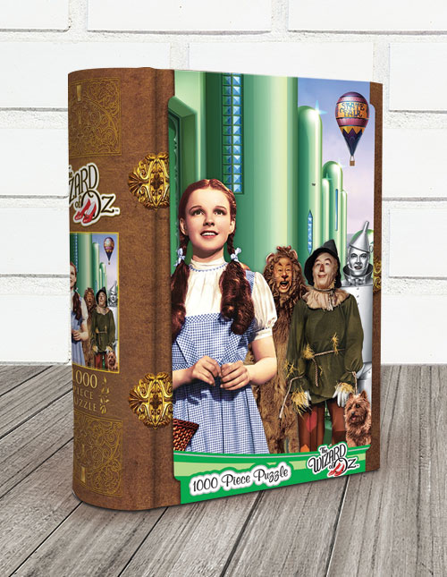 MasterPieces Wizard of Oz Emerald City Puzzle