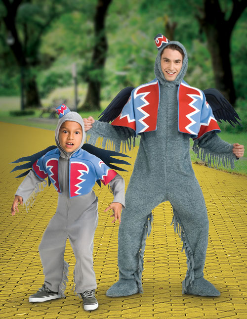 Wizard of Oz Flying Monkeys Costumes