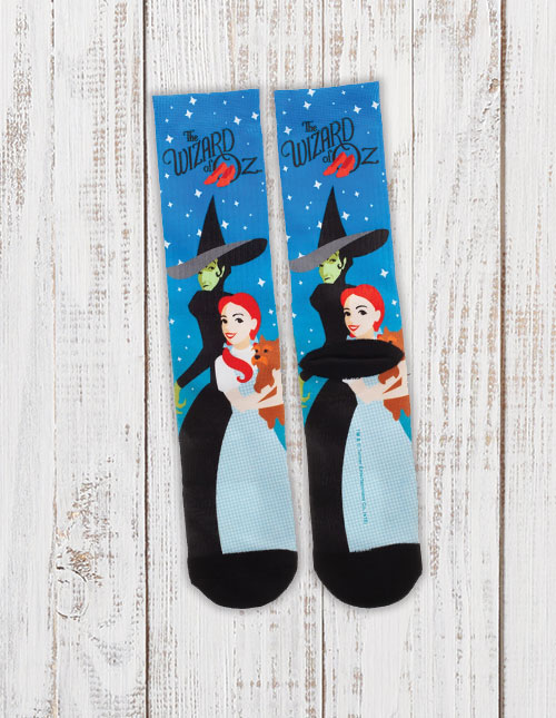Wizard of Oz Socks