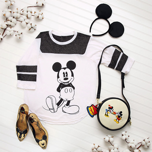Women's Mickey Mouse Clothes