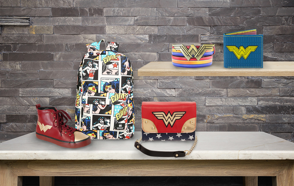 Wonder Woman Accessory Ideas