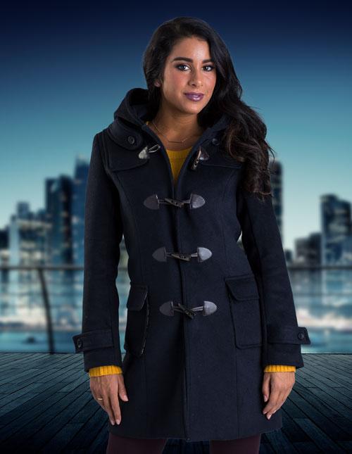 Wonder Woman?Coat