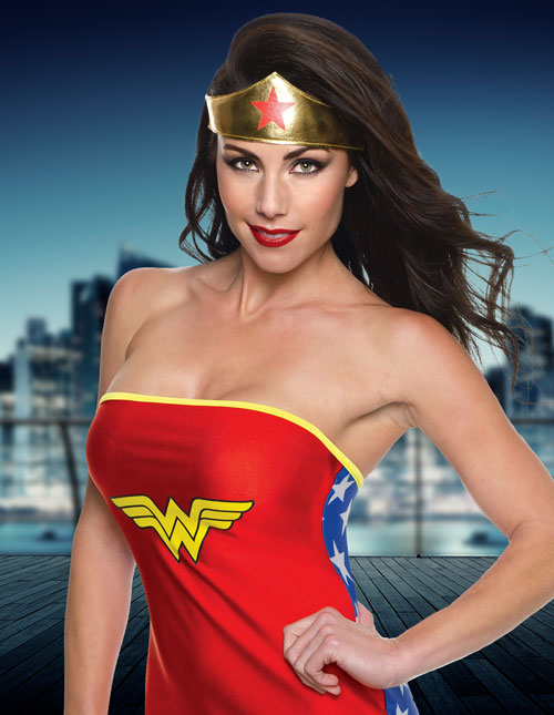 Wonder Woman Headband