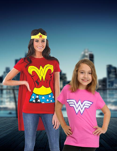 Wonder Woman Shirts