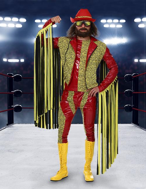 Macho Man Costume